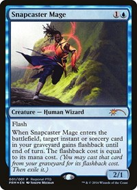 Snapcaster Mage, Magic: The Gathering, Pro Tour Promos