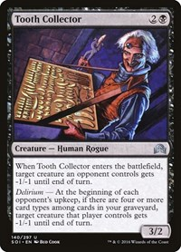 Tooth Collector, Magic: The Gathering, Shadows over Innistrad