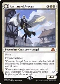 Archangel Avacyn, Magic: The Gathering, Shadows over Innistrad