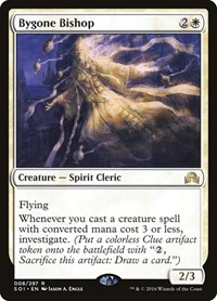 Bygone Bishop, Magic, Shadows over Innistrad