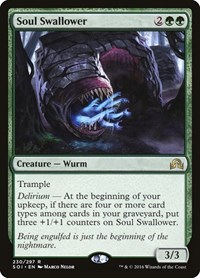 Soul Swallower, Magic: The Gathering, Shadows over Innistrad