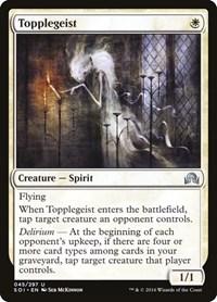 Topplegeist, Magic, Shadows over Innistrad