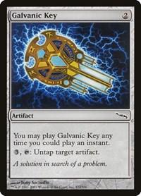 Galvanic Key, Magic, Mirrodin