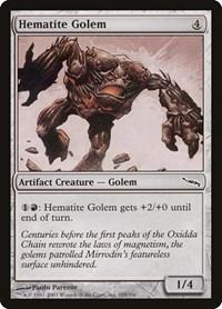 Hematite Golem, Magic: The Gathering, Mirrodin