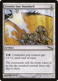 Leonin Sun Standard, Magic: The Gathering, Mirrodin