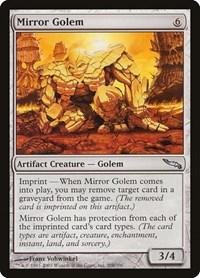 Mirror Golem, Magic: The Gathering, Mirrodin