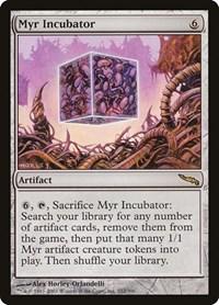 Myr Incubator, Magic: The Gathering, Mirrodin
