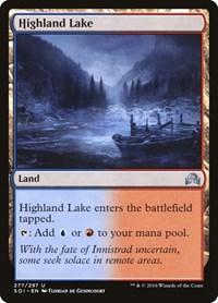 Highland Lake, Magic: The Gathering, Shadows over Innistrad