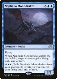 Nephalia Moondrakes, Magic: The Gathering, Shadows over Innistrad
