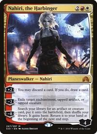 Nahiri, the Harbinger, Magic: The Gathering, Shadows over Innistrad