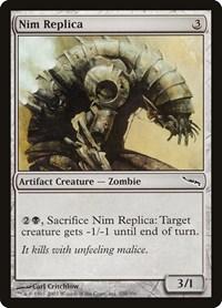 Nim Replica, Magic: The Gathering, Mirrodin