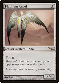 Platinum Angel, Magic: The Gathering, Mirrodin