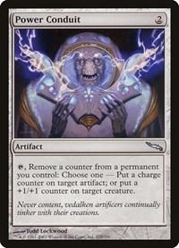 Power Conduit, Magic: The Gathering, Mirrodin