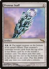 Proteus Staff, Magic: The Gathering, Mirrodin
