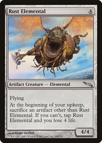Rust Elemental, Magic: The Gathering, Mirrodin