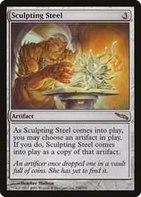 Sculpting Steel, Magic: The Gathering, Mirrodin
