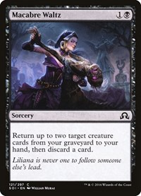 Macabre Waltz, Magic: The Gathering, Shadows over Innistrad