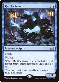 Rattlechains, Magic: The Gathering, Shadows over Innistrad