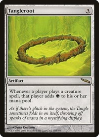 Tangleroot, Magic, Mirrodin