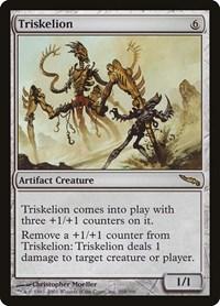 Triskelion, Magic: The Gathering, Mirrodin