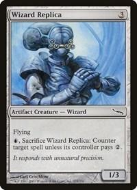 Wizard Replica, Magic: The Gathering, Mirrodin