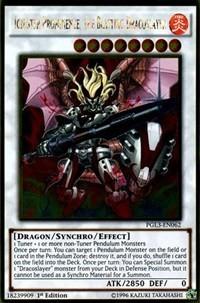 Ignister Prominence, the Blasting Dracoslayer, YuGiOh, Premium Gold: Infinite Gold