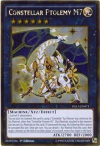Constellar Ptolemy M7, YuGiOh, Premium Gold: Infinite Gold