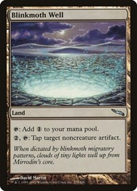 Blinkmoth Well, Magic: The Gathering, Mirrodin