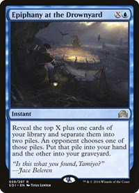 Epiphany at the Drownyard, Magic: The Gathering, Shadows over Innistrad