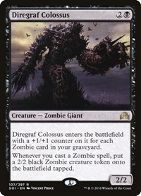 Diregraf Colossus, Magic: The Gathering, Shadows over Innistrad