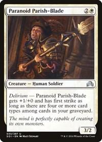 Paranoid Parish-Blade, Magic, Shadows over Innistrad