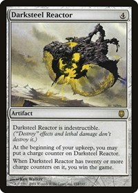 Darksteel Reactor, Magic: The Gathering, Darksteel