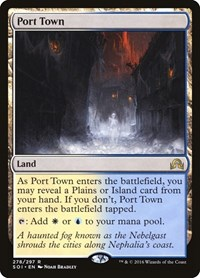 Port Town, Magic, Shadows over Innistrad