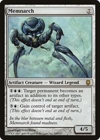 Memnarch, Magic: The Gathering, Darksteel