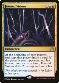 Fevered Visions, Magic, Shadows over Innistrad