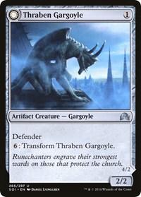 Thraben Gargoyle, Magic: The Gathering, Shadows over Innistrad