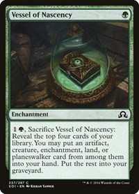 Vessel of Nascency, Magic: The Gathering, Shadows over Innistrad