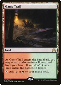 Game Trail, Magic: The Gathering, Shadows over Innistrad