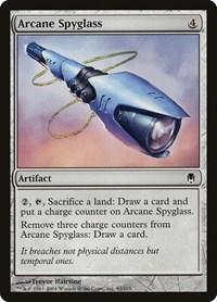 Arcane Spyglass, Magic: The Gathering, Darksteel
