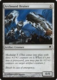 Arcbound Bruiser, Magic: The Gathering, Darksteel
