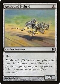 Arcbound Hybrid, Magic: The Gathering, Darksteel