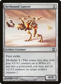 Arcbound Lancer, Magic: The Gathering, Darksteel