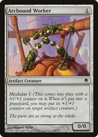 Arcbound Worker, Magic: The Gathering, Darksteel