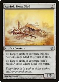 Auriok Siege Sled, Magic: The Gathering, Darksteel