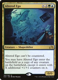 Altered Ego, Magic: The Gathering, Shadows over Innistrad