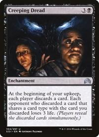 Creeping Dread, Magic: The Gathering, Shadows over Innistrad