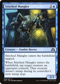 Stitched Mangler, Magic: The Gathering, Shadows over Innistrad