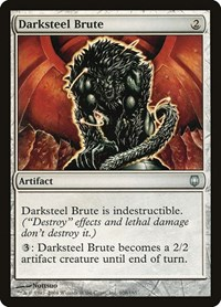 Darksteel Brute, Magic: The Gathering, Darksteel