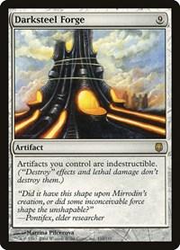 Darksteel Forge, Magic: The Gathering, Darksteel