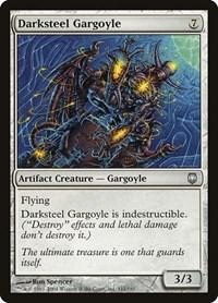 Darksteel Gargoyle, Magic, Darksteel